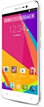 BLU Studio 6.0 LTE with 6-Inch Full HD Display, 13MP Camera, Android KitKat v4.4 and 4G LTE HSPA+ Unlocked Cell Phone - White