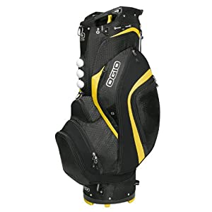 OGIO Assassin Ultralite Cart Bag (High Viz Yellow)