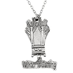 Game of Thrones Winter is Coming Pendant - 1