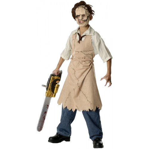 Leatherface Costume - Large