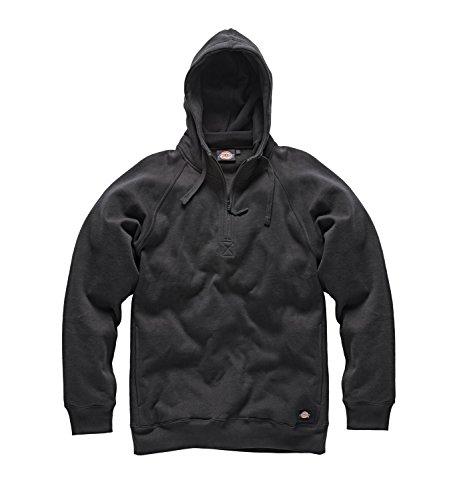 Dickies da uomo Elmwood con cappuccio felpa con cappuccio grigio sh11900 nero Medium