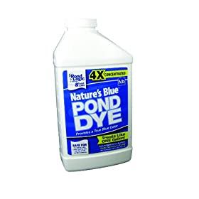 Airmax Nature's Blue Pond Dye, 1 Quart