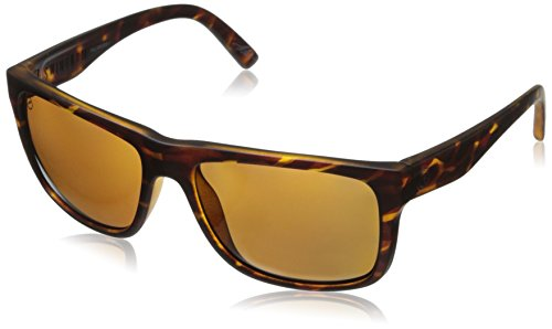 Electric California Swingarm EE12913943 Polarized Wayfarer Sunglasses,Matte Tortoise Shell,55 mm