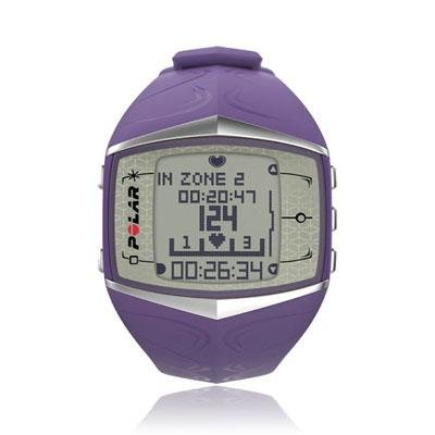 Polar FT60 Heart Rate Monitor (Lilac - Women)