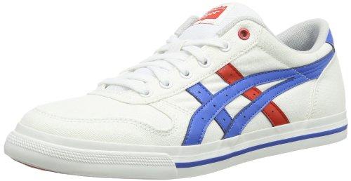 Onitsuka Tiger AARON D3D1N Herren Sneaker, Weiß (white mid blue), EU 44.5 thumbnail