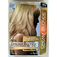 L\'Orandeacute;al Dream Blondes Hair Color - Light Ash Blonde 9A