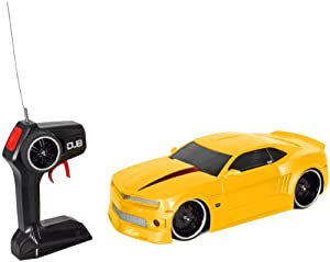 Toy State Dub Garage Control Freakz Radio Control: Chevrolet Camaro