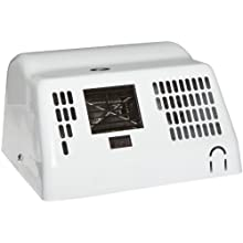 "Impact 4066 Touchless Hand Dryer, 120V, 1500W, 10-1/8"" Length x 9-3/8"" Height x 5-3/8"" Depth, Steel with White Epoxy Finish"