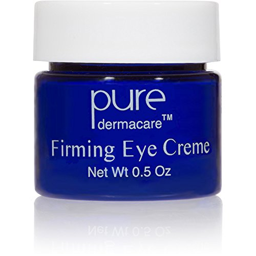 Pure Dermacare - Firming Eye Cream - Rich In Niacinamide (Vitamin B3) & Hyaluronic Acid