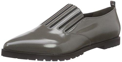Kennel und Schmenger Schuhmanufaktur Flash - Pantofole da donna, grigio (stone), 38