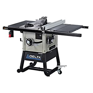 Delta Power Tools 36-5000 10-Inch Left Tilt Contractor Saw
