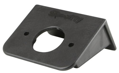 Scotty Marinco Electric Socket Right Angle Mount