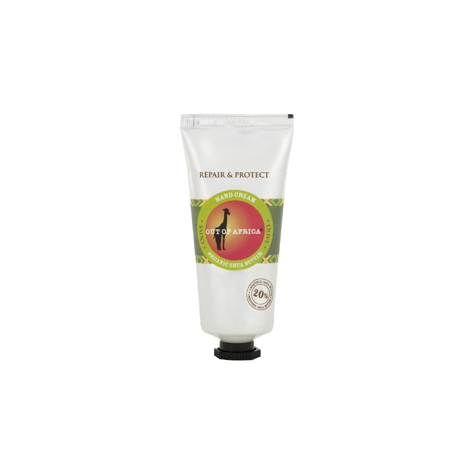 Out of Africa Shea Butter Hand Cream   Olive Beauty