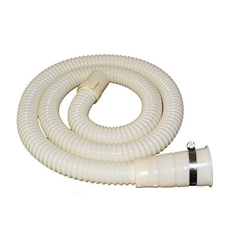 MyLifeUNIT Washing Machine Drain Hose Extension Kit, Universal Fit All Drain Hose, 6-Foot (Hose Drain compare prices)