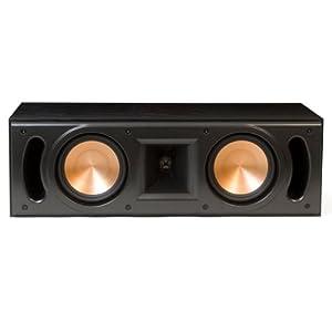 Klipsch RC-52 II Reference Series Center Channel Loudspeaker - Each (Black)