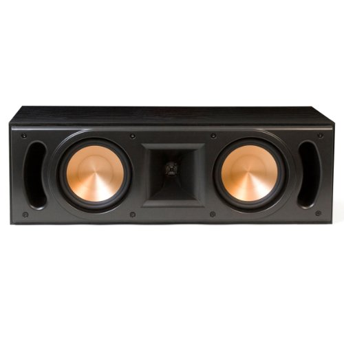 Review Klipsch RC-52 II Reference Series Center Channel Loudspeaker - Each (Black)