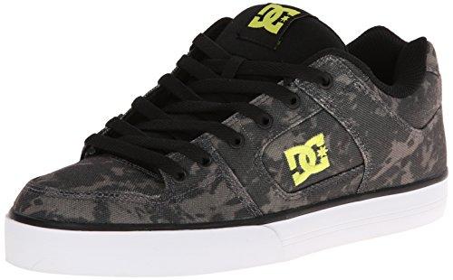 DC Shoes Pure Sp Uomo US 8 Grigio Scarpe ginnastica UK 7 EU 40.5