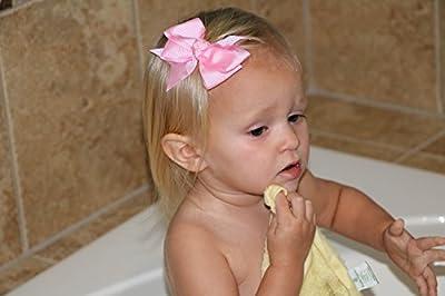 Bamboo Organics Baby Washcloths - 6 Premium Reusable Wipes - Extra Soft For Sensitive Skin