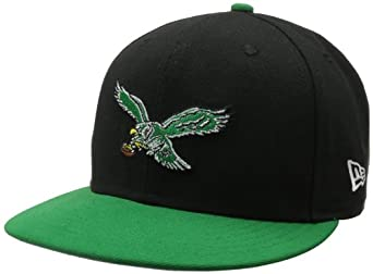 NFL Philadelphia Eagles Historic Logo 59Fifty Fitted Cap by New Era