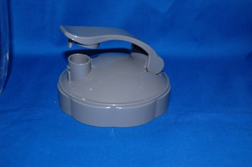NUTRIBULLET CUP FLIP TOP LID! AUTHENTIC NUTRIBULLET ACCESSORIES, REPLACEMENT PARTS