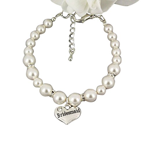 Bridesmaid Gift Bracelet, Bridal Party Bracelets, Makes the Perfect Gift For Bridesmaids