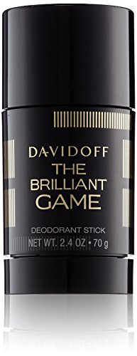 Davidoff The Game Luminoso homme / uomini, Deodorante Stick, 1er Pack (1 x 75 g)