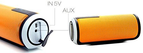 Hewitt HWBS-X6 Wireless Mobile Speaker