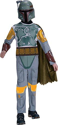 Star Wars Child's Boba Fett Costume, Small