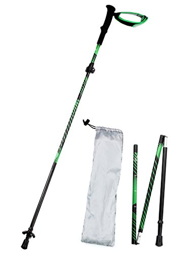 Alafen-Aluminum-Quick-Lock-Collapsible-Ultralight-Walking-Climbing-Sticks-Trekking-Hiking-Pole