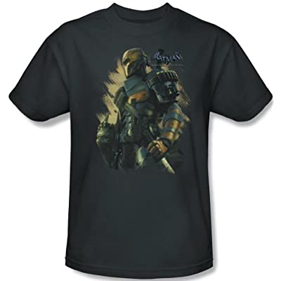 Batman Arkham Origins Deathstroke T-Shirt