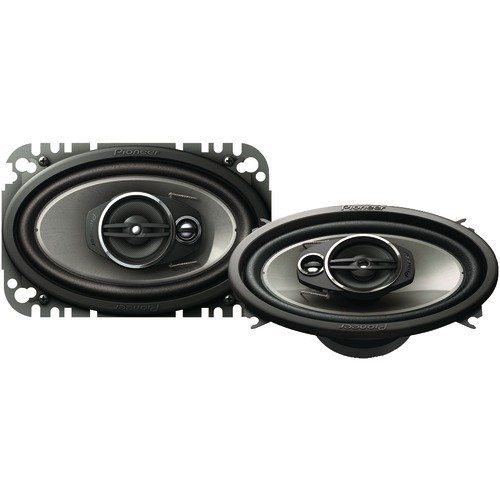 New Excellent Performance (Pioneer) Ts A4674R 4 X 6 3 Way Speakers (Car Stereo Speakers) High Quality