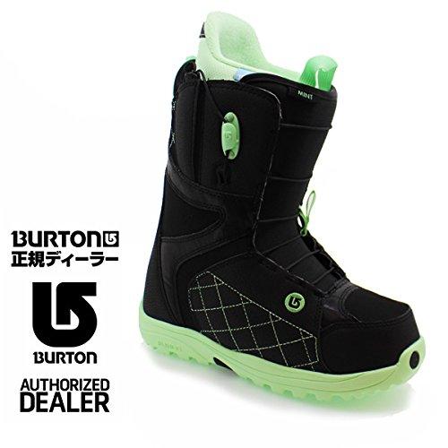 (バートン)BURTON 2015年モデル b03-15-053ブーツ MINT ASIAN FIT ミント アジアンフィット/BLACK/MINT/WOMENS日本正規品 24cm