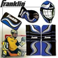 Franklin Shot Zone Mini Hockey Goalie Equipment and Mask Set from Franklin