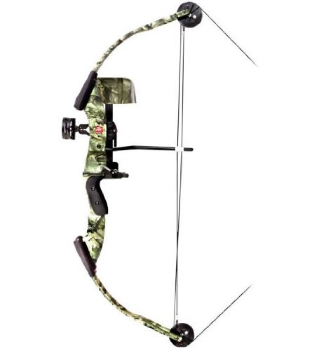 PSE 55-Pound Right Hand Deer Hunter Bow Package