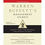 img - for Warren Buffett's Management Secrets: Proven Tools for Personal and Business Success [Audiobook][CD][Unabridged] (Audio CD) book / textbook / text book