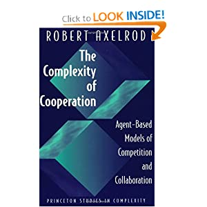 The complexity of cooperation Robert Axelrod