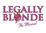 LEGALLY BLONDE THE MUSICAL REPRODUCTION POSTER 16X12