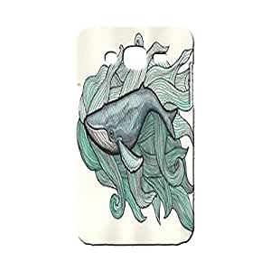 ROCKY Designer Printed Back Case / Back Cover for Samsung Galaxy J5 (Multicolour)