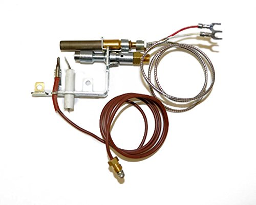 HPC Vent-Free Millivolt ODS Pilot Assembly, Natural Gas (Pilot Assembly Natural Gas compare prices)