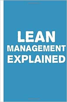 Lean Management Explained e-book