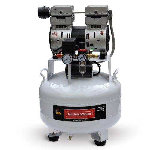 850W-Flster-Kompressor-Druckluftkompressor-nur-55dB-leise-lfrei-IMPLOTEX