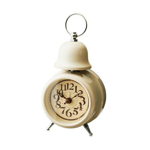インターフォルム(INTERFORM INC.) 置時計 ORLY - オルリー - IV アイボリー CL-7994IV
