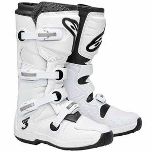 Alpinestars-Tech-3-Superwhite-Boots-Motocross-MX-Sole-Super-White-Size-14-3410-0838