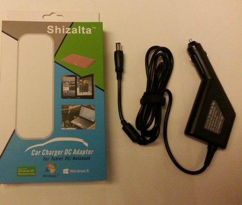 Shizalta(TM) KFZ Notebook Auto-Netzteil Ladegerät für Dell Latitude Laptop 13 2100 2110 2120 D620 D630 D400 D410 D420 D430 D500 D505 D510 D520 D530 D531 D600 D610 D620 D630 D631 D800 D810 D820 D830 D630c E4200 E4300 E4310 E5400 E5410 E5500 E5510 E6400 E6410 E6500 E6510 Für Dell 0J62H3 LA90PE1-01 DA90PE0-00 FA90PE1-00 ADP-90VH D 19.5V 90w 4,62A
