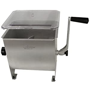 Weston Brand Stainless Steel Meat Mixer by Weston