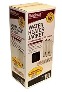 Nashua Reflective Water Heater Insulation Kit