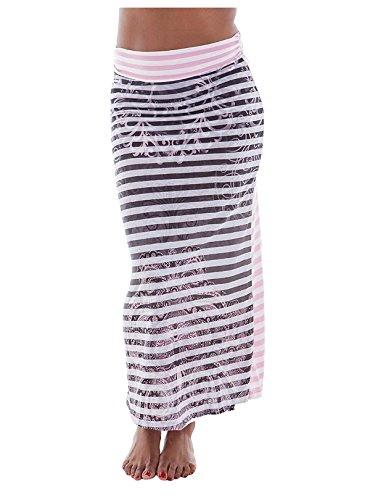 Fitted Maxi Skirt front-1053991
