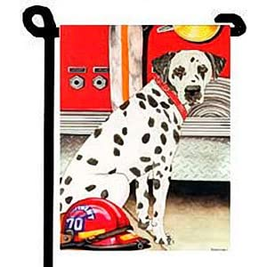 Dalmatian - The Firefighter