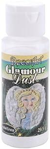 DecoArt DAS37-3, Glamour Dust, 2-Ounce, Crystal
