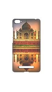 One Of 7 Wonders Taj Mahal In India Case Forxiaomi Mi4i